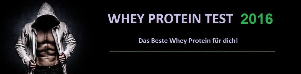 Whey Protein Test