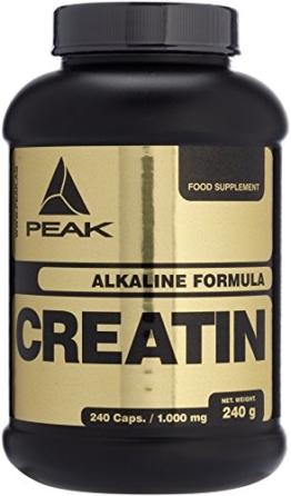 Peak Alkalyn-Creatin, 240 Kapseln - 1