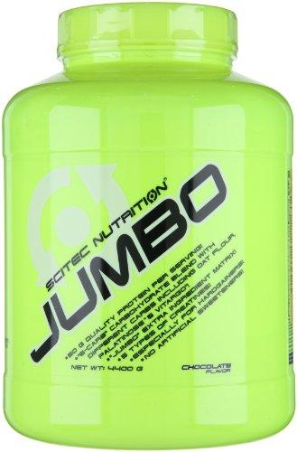 Scitec Nutrition Jumbo, Schokolade, 4400 g, 25142 - 2