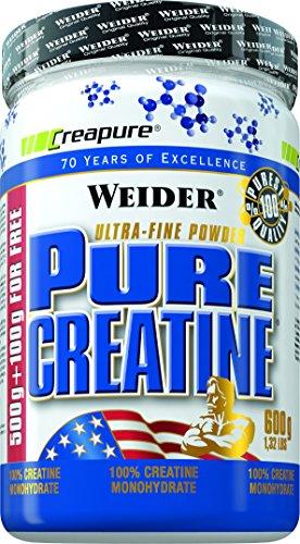 Weider Pure Creatine, Neutral, 600 g - 1